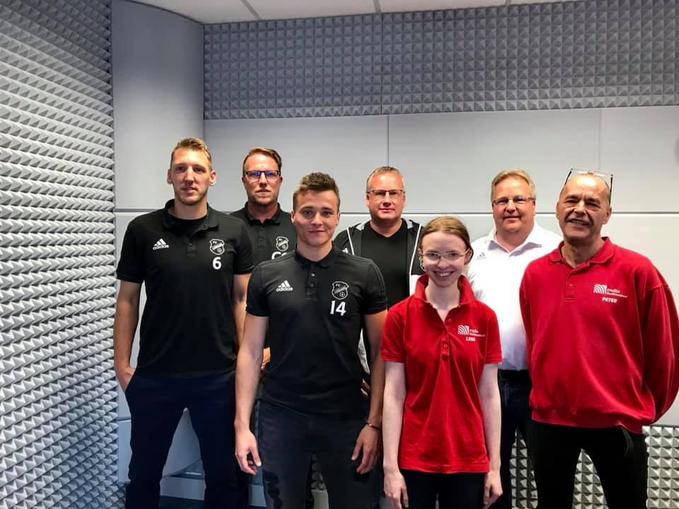 FCL zu Gast bei Radio Ostfriesland