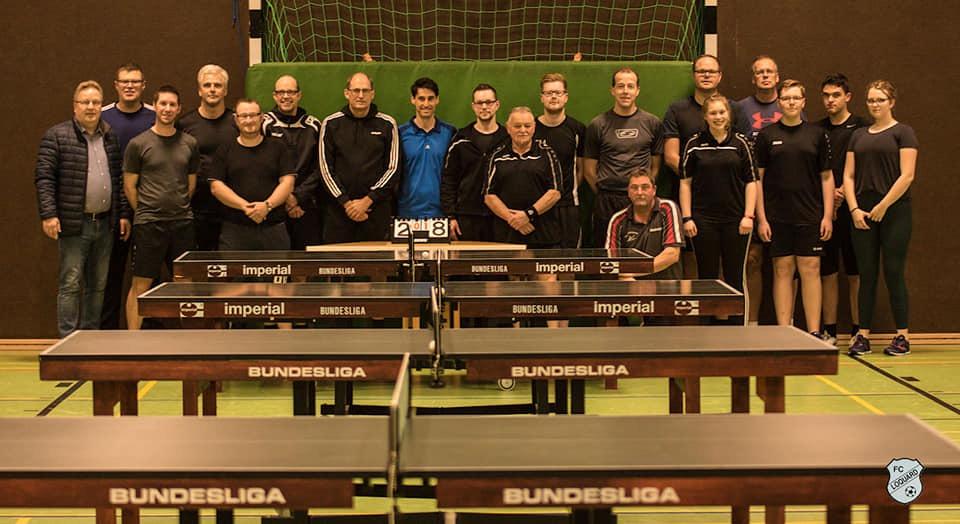 Vereinsmeisterschaften TT FCL