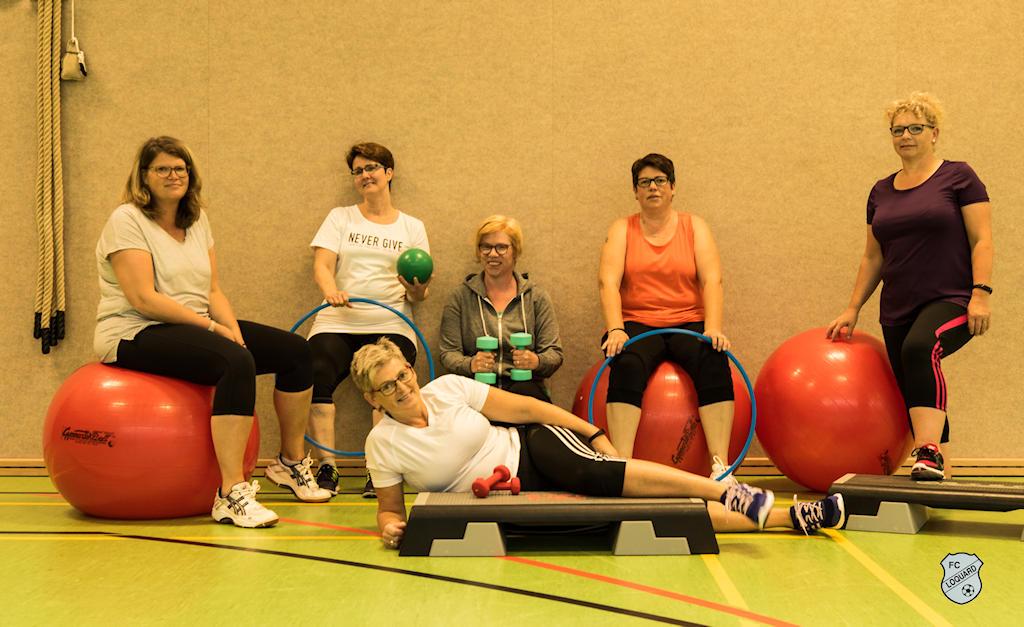 Gymnastik Gruppe II FC Loquard