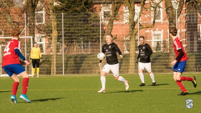 Unsere Loquarder möchten heute Nachmittag erneut ein gutes Testspiel zeigen. FCL-Foto: Reiner Poets