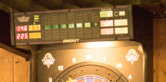 Am 14.03.2020 haben Interessierte die Möglichkeit, im Loquarder Clubheim die Pfeile fliegen zu lassen. FCL-Bild: Reiner Poets