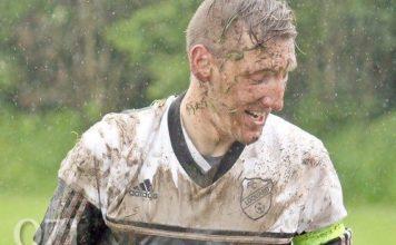 FCL-Routinier Martin Peters hat so manche Schlacht im schwarz-weißen Trikot geschlagen. Foto: Uwe Pfropfreis