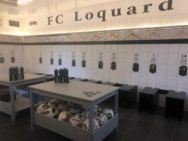 Rund drei Wochen tägliche Arbeit investierten unser FCL-Spielmacher Florian Harberts und sein Bruder Marco um der FCL-Kabine neuen Glanz zu verleihen.