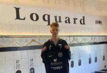 Tim Zaayenga geht ab der kommenden Spielzeit für unseren FCL auf Torejagd. FCL-Bild:Thorsten Zeiß
