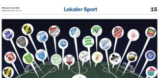 """Spitzenreiter in Sachen """"Gefällt mir""""-Angaben: Unser FCL. Quelle: Emder Zeitung (08.07.2020)"""