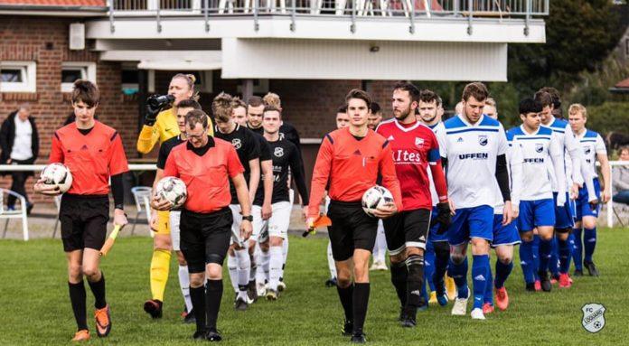 Unsere Loquarder haben am heutigen Sonntag die zweite Niederlage der laufenden Ostfrieslandliga-Spielzeit 2020/2021 hinnehmen müssen. FCL-Bild: Reiner Poets