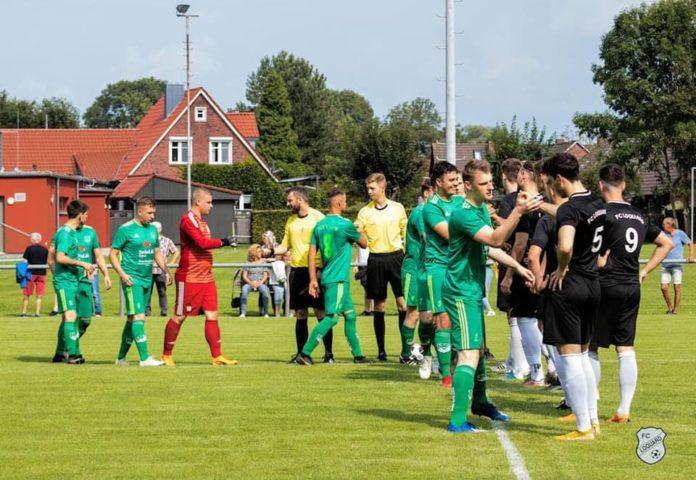 Gegen den RSV Visquard trennte sich unser FCL am Ende mit 1:1-Unentschieden. FCL-Bild: Reiner Poets